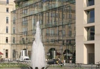 Akademie der Künste, Pariser Platz © Foto: Manfred Mayer