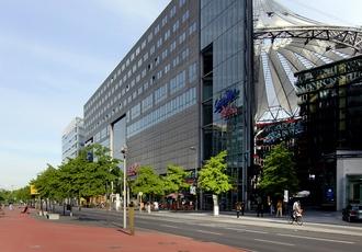 Das Museum für Film und Fernsehen im Filmhaus am Potsdamer Platz, Foto: Marian Stefanowski