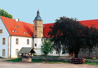 Schloss Oberwiederstedt, Foto: Christoph Sandig