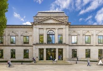 Die Kunsthalle Bremen, Foto: Michael Gielen