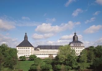 Schloss Friedenstein, Südseite, Foto: SSFG, Lutz Ebhardt