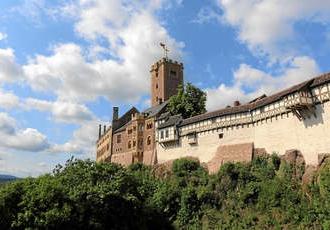 Die Wartburg (Gesamtansicht) Foto: © Wartburg-Stiftung