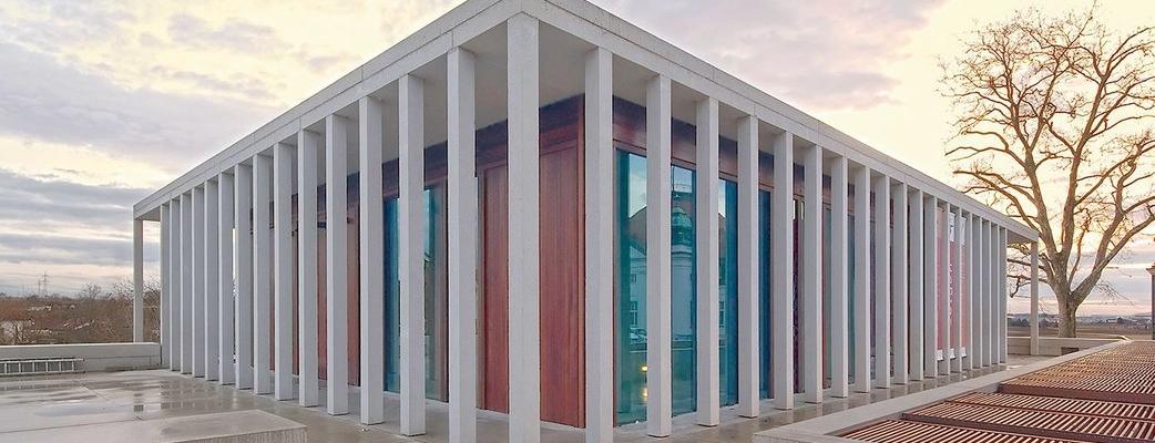 Das Literaturmuseum der Moderne in Marbach
