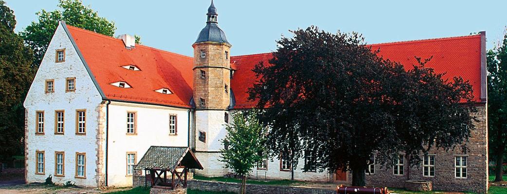 Schloss Oberwiederstedt