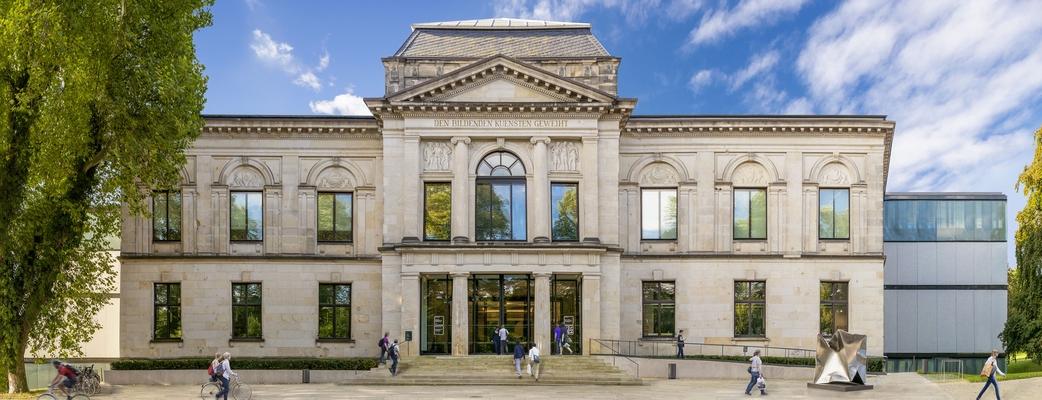 Die Kunsthalle Bremen