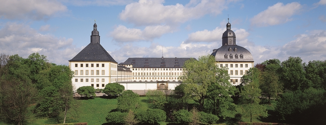 Schloss-Friedenstein, Südseite