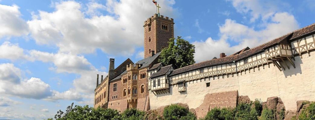 Die Wartburg (Gesamtansicht)