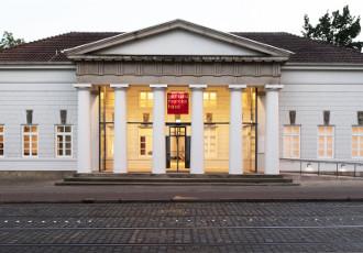 Gerhard-Marcks-Haus, Eingang, Foto: Gerhard-Marcks-Haus