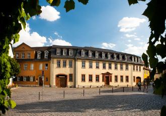 Goethe-Nationalmuseum am Frauenplan, © Klassik Stiftung Weimar – Foto: Jens Hauspurg