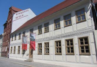 Winckelmann Museum, Foto: Falko Leonhardt