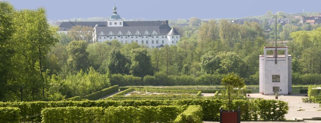 Gottorfer Barockgarten und Globushaus
