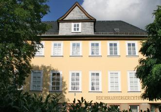 Reichskammergerichtsmuseum in Wetzlar, Foto: Stadt Wetzlar