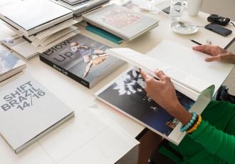 Jurysitzung, Foto: Ines Paul / Stiftung Buchkunst