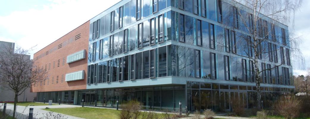 Das Deutsche Rundfunkarchiv 'Standort Potsdam-Babelsberg'
