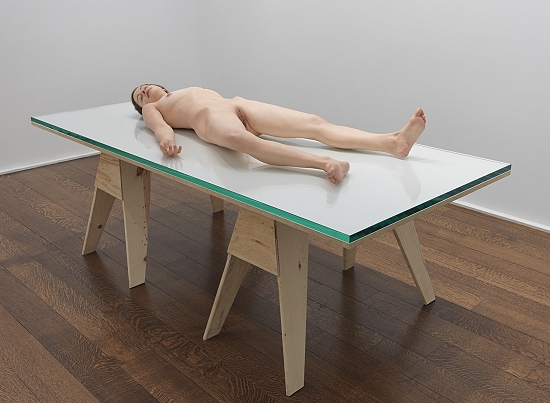 Paul McCarthy, That Girl (T.G. Asleep), 2012-2013, Courtesy the artist and Hauser & Wirth, © Foto: Genevieve Hanson